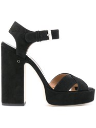 Laurence Dacade Rosan Sandals Black
