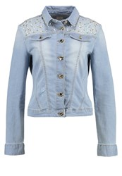 Gaudi' Gaudi Denim Jacket Unico Bleached Denim
