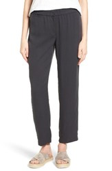 Eileen Fisher Women's Tapered Ankle Trousers