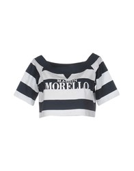 Frankie Morello Sweatshirts Dark Blue