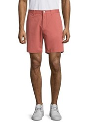 Bonobos Slim Fit Stretch Washed Chino Shorts Rich Coral