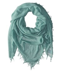 Chan Luu Cashmere And Silk Scarf Mineral Blue Scarves