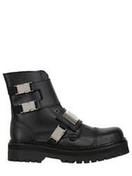 Long Clothing Limited Edition Brushed Leather Boots