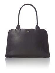 Radley Millbank Large Black Shoulder Bag Black