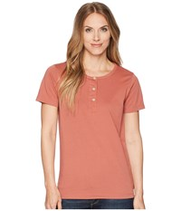 Filson Whidbey Henley Red Clay Clothing
