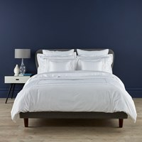 Christy Coniston Duvet Set White