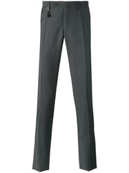 Incotex Tapered Trousers Men Wool Other Fibres 48 Grey