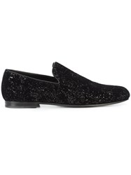 Jimmy Choo Sloane Slippers Black