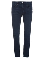 Frame Denim L'homme Straight Leg Jeans Charcoal