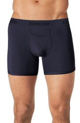 Tommy John 'Second Skin' Trunks Dress Blues