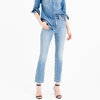 J.Crew Billie Demi Boot Crop Jean In Surrey Wash