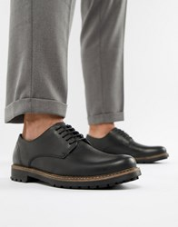 Red Tape Risley Casual Lace Up Shoes In Black