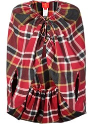 Vivienne Westwood Red Label Plaid Stole
