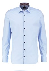 Olymp Level 5 Body Fit Formal Shirt Hellblau Light Blue
