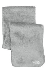 The North Face Women's 'Denali' Thermal Scarf Grey High Rise Grey
