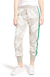 Current Elliott The Breck Sweatpants Tropic Palm