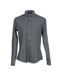 Bikkembergs Shirts Black