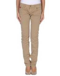 Unlimited Casual Pants Camel