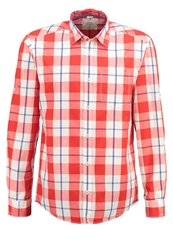 S.Oliver Regular Fit Shirt Alarm Red Check