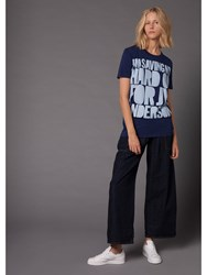 House Of Holland 10Th Anniversary Anderson T Shirt Blue