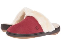 Tempur Pedic Kensley Rosewood Women's Slippers Red
