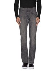M.Grifoni Denim Denim Denim Trousers Men Grey