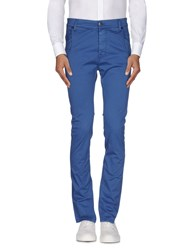 Fifty Four Trousers Casual Trousers Men Blue