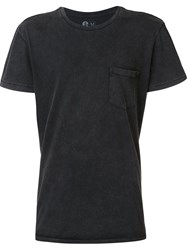 Osklen Pocket T Shirt Black