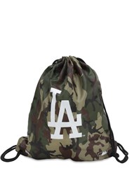 New Era La Dodgers Gym Sack Backpack Multicolor