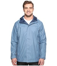 Columbia Watertight Ii Jacket Extended Steel Men's Coat Silver
