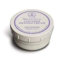 Taylor Of Old Bond Street Shaving Cream Bowl 150G Lavender