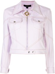 Ellery Zipped Fitted Jacket 60
