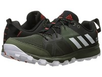 Adidas Kanadia 8 Tr Base Green White Black Men's Running Shoes