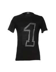 Galliano T Shirts Black