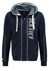 Tom Tailor Tracksuit Top Real Navy Blue Dark Blue
