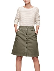 Gerard Darel Jamie Skirt Green