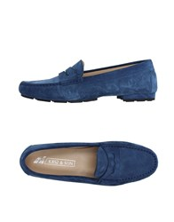 K852 And Son Footwear Moccasins Women Pastel Blue