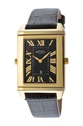 Rotary Men's Revelation Casual Watch Black