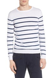 Antony Morato Men's Stripe Sweater