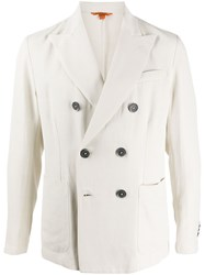 Barena Fitted Double Breasted Blazer 60