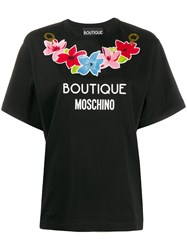 Boutique Moschino Printed Logo T Shirt 60