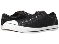Converse Chuck Taylor All Star Summer Woven Ox Black White Acorn Shoes