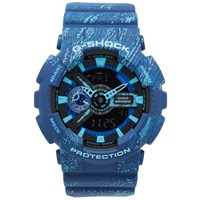 G Shock Casio Ga 110Tx 2Aer'sports Texture' Watch Blue
