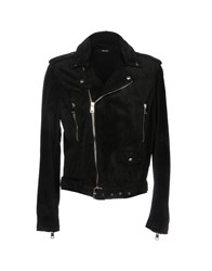 Dacute Jackets Black