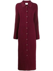Nanushka 70'S Fitted Knit Dress 60