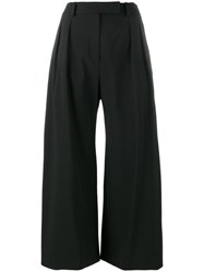 J.W.Anderson High Waisted Trousers Black