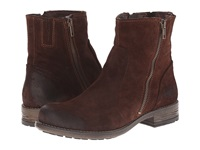 Eric Michael Hoboken Brown Women's Zip Boots