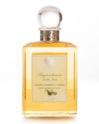 Antica Farmacista Lemon Verbena And Cedar Bubble Bath 16 Oz.