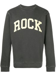 Zadig And Voltaire 'Rock' Sweatshirt Black