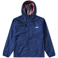 Penfield Travel Shell Jacket Blue